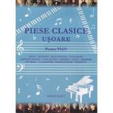 Piese clasice usoare pentru pian, editura Grafoart