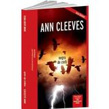Negru de corb - Ann Cleeves, editura Crime Scene Press