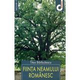 Fiinta neamului romanesc - Titus Barbulescu, editura Vestala