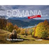 Romania souvenir (lb. engleza), editura Ad Libri