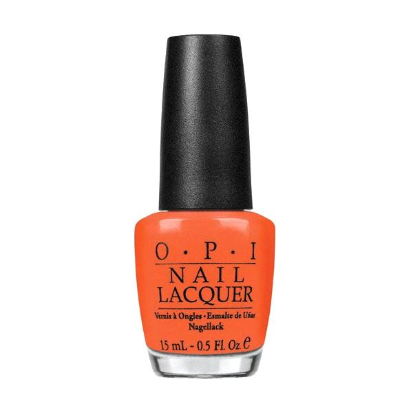 Lac de Unghii - OPI Nail Lacquer, A Good Man-darin Is Hard To Find, 15ml poza