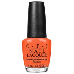 Lac de Unghii – OPI Nail Lacquer, A Good Man-darin Is Hard To Find, 15ml de la esteto.ro