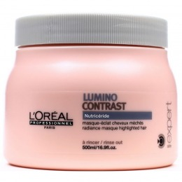 Masca Nutritiva pentru Par Vopsit - L'oreal Professionnel Lumino Contrast Masque 500 ml