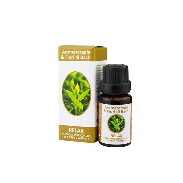 Ulei esential Aromaterapie Relax Flori de Bach Pur 100% Brand Italia 10 ml imagine produs