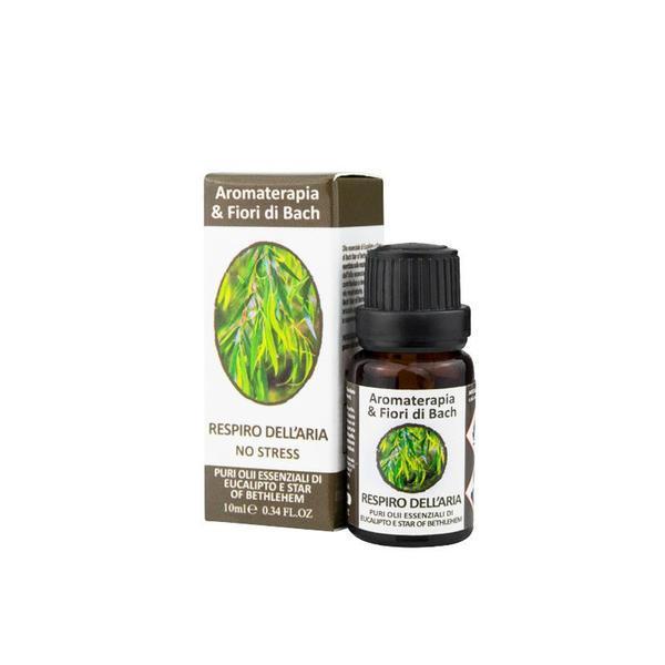 Ulei esential Aromaterapie No Stress Flori de Bach Pur 100% Brand Italia 10 ml imagine produs