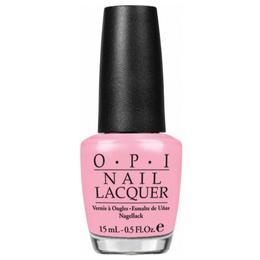Lac de Unghii – OPI Nail Lacquer, I Think In Pink, 15ml de la esteto.ro