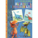 Alfabetul Dinozaurilor - Valeria-Ana Rotar, editura Ecou Transilvan