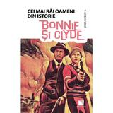 Bonnie si Clyde - James Buckley Jr., editura Niculescu