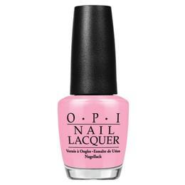 Lac de Unghii – OPI Nail Lacquer, Pink-Ing Of You, 15ml de la esteto.ro