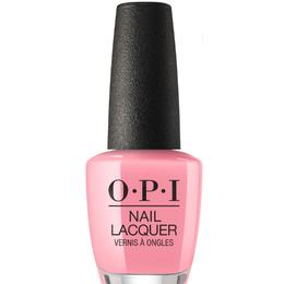 Lac de Unghii - OPI Nail Lacquer, Pink Ladies Rule the School, 15ml
