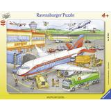 Puzzle mic aeroport, 40 piese - Ravensburger