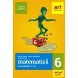 Matematica cls 6 sem.2 ed.2018 - marius perianu, stefan smarandoiu