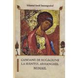Canoane de rugaciune la Sfantul Arhanghel Mihail - Sf. Iosif Imnograful, editura Doxologia
