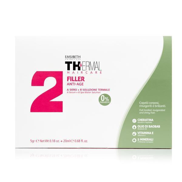 Kit tratament anti-age Thermal Emsibeth, 6x5 gr + 6x25 ml imagine produs