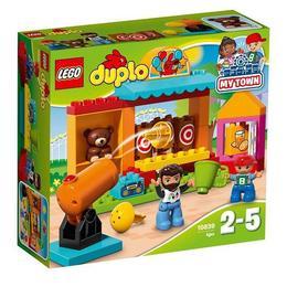 LEGO Duplo 10839 - Pavilion de tir pentru 2-5 ani