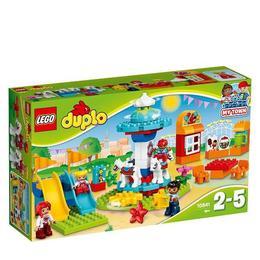 LEGO Duplo 10841 - Parc de distractii pentru 2-5 ani