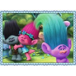 Puzzle trolls, 4x100 piese - Ravensburger