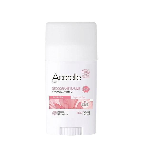 Deodorant eficacitate maximă fără parfum Acorelle 40g imagine produs