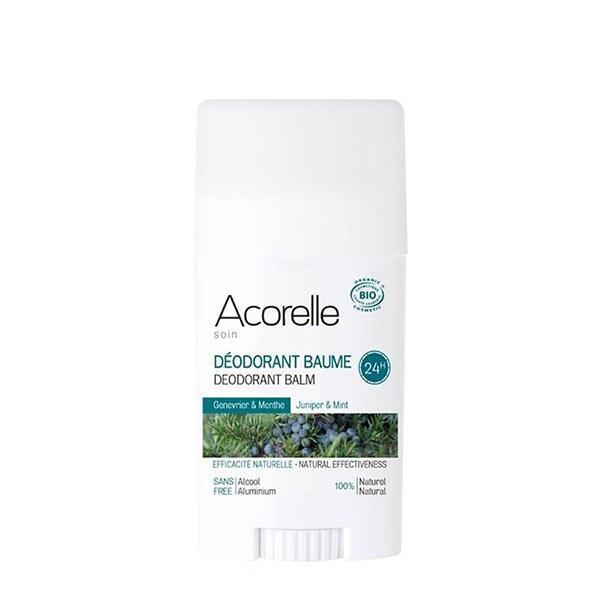 Deodorant eficacitate maximă - ienupăr+mentă Acorelle 40g imagine produs
