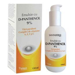 Emulsie cu D-Panthenol 9% Santaderm Vitalia, 150ml