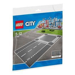 LEGO City - Cai drepte si rascruce pentru 5+ ani 7280