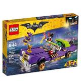LEGO Batman Movie - Joker si masina joasa Notorious pentru 8 - 14 ani