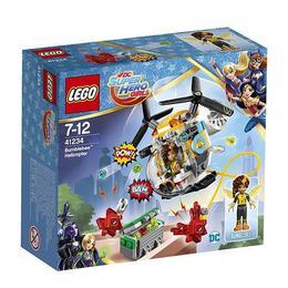 LEGO Super Hero 41234 - Girls Elicopterul Bumblebee pentru 7-12 ani
