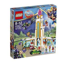 LEGO Super Hero - Girls liceul super-eroilor pentru 7 - 12 ani