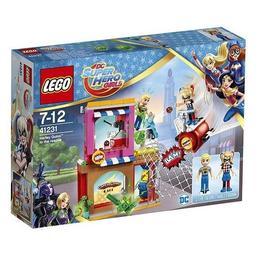 LEGO Super Hero 41234 - Girls Salvatorul Harley Quinn pentru 7-12 ani