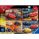 Puzzle cars, 4x42 piese - Ravensburger