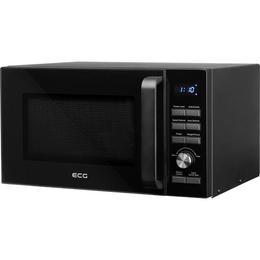 Cuptor cu microunde ECG MTD 2590 GBS, 25 L, 900W, grill, 9 programe