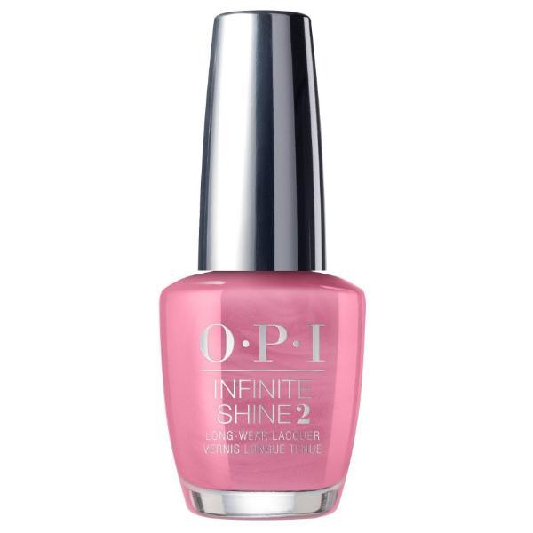 Lac de Unghii - OPI Infinite Shine Lacquer, Aphrodite's Pink Nightie, 15ml imagine produs
