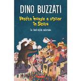 Vestita invazie a ursilor in Sicilia - Dino Buzzati, editura Polirom