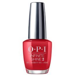 Lac de Unghii - OPI Infinite Shine Lacquer, Big Apple Red, 15ml