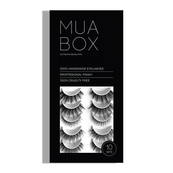 MUA Box by Paulina Buldumea, Mink Lash imagine produs