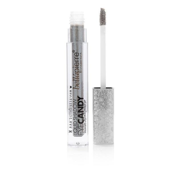 Fard mineral lichid Rocket (argintiu) 3.3 ml - BellaPierre