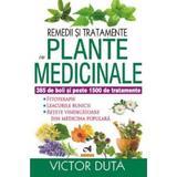 Remedii si tratamente cu plante medicinale - Victor Duta, editura Andreas