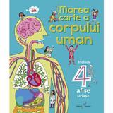 Marea carte a corpului uman - Minna Lacey, Peter Allen, editura All