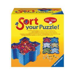 Tavite pt sortat puzzle-urile! - Ravensburger