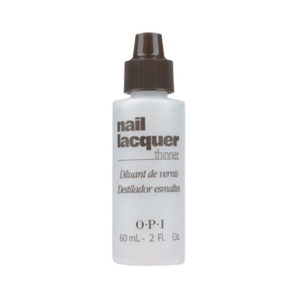 Diluant pentru Lacul de Unghii - OPI Nail Lacquer Thinner, 60ml imagine produs