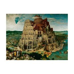 Puzzle bruegel the elder - turnul babel, 5000 piese - Ravensburger