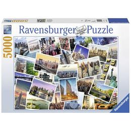 Puzzle new york city , 5000 piese - Ravensburger