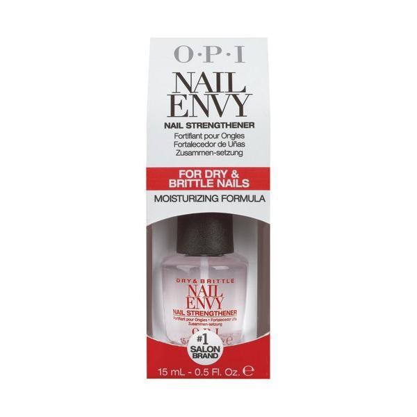 Tratament Hidratant pentru Unghii Uscate si Casante - OPI Nail Envy Nail Strengthener For Dry & Brittle Nails Moisturizing Formula, 15ml imagine produs