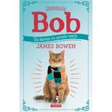 Carticica lui Bob, un motan cu scoala vietii - James Bowen, editura Polirom