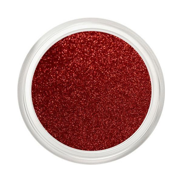 Pudra Glitter Diamond Sparkle Face&Body Red, Oranjollie Professional, 10 g imagine produs