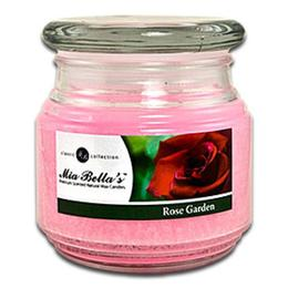 Lumanare Parfumata Rose Garden, Mia Bella's, 255 g