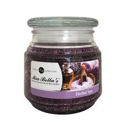 Lumanare Parfumata Herbal Spa, Mia Bella's, 255 g de la esteto.ro