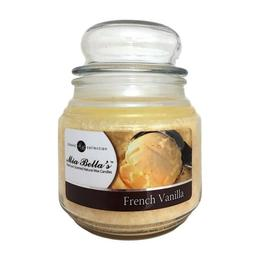 Lumanare Parfumata French Vanilla, Mia Bella's, 454 g de la esteto.ro