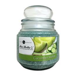 Lumanare Parfumata Cucumber Melon, Mia Bella's, 454 g de la esteto.ro