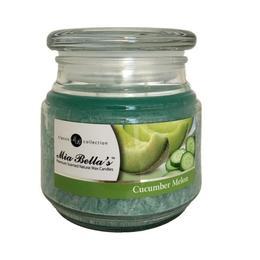 Lumanare Parfumata Cucumber Melon, Mia Bella's, 255 g